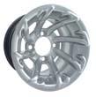 "10"" Aluminum Wheels"