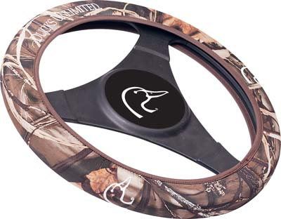 Camo Steering Wheel Covers