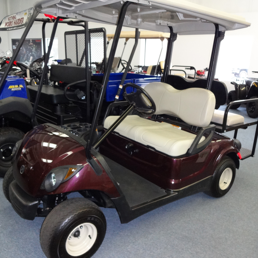 Used & Reconditioned Golf Cars