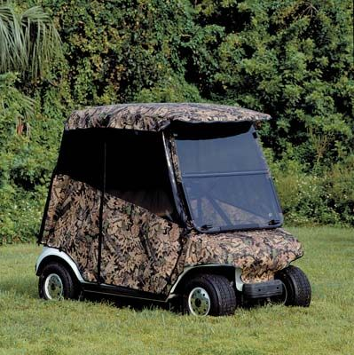 Enclosure Mossy Oak For Club Car Precedent Accessories