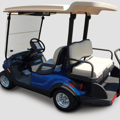 The Drive 82 Suntop For Rear Facing Seat Kit Sun Tops Yamaha Accessories Tnt Golf Car Equipment