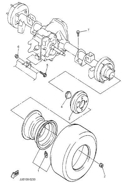 2005 Yamaha Golf Cart Wiring Diagram