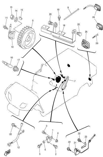 Yamaha Golf Cart Wiring Diagram G23a