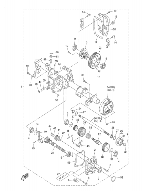 ezgo golf cart rear end diagram -1988 chevy 1500 wiring diagram | begeboy  wiring diagram source  begeboy wiring diagram source