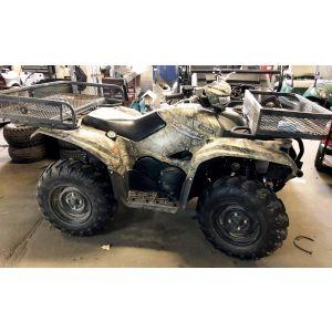 2016 Yamaha Kodiak 700 EPS Hunter