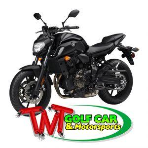 New 2020 Yamaha MT-07