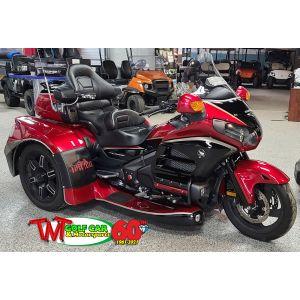 2015 Harley Davidson Goldwing Audio Edition Motor Trike Conversion