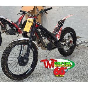 Used 2006 GasGas TXT300R Trials Bike