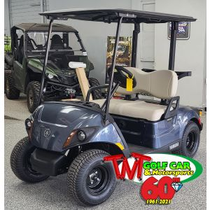 New 2021 Bluestone Yamaha Drive² PowerTech AC PTV 48 volt electric golf car