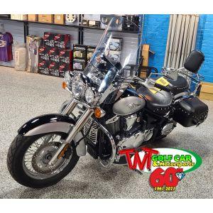 2007 Kawasaki Vulcan Classic LT 900cc Motorcycle