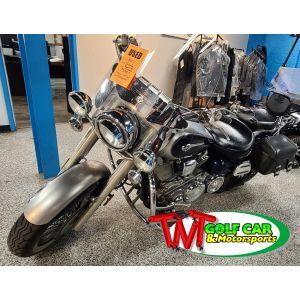 2007 Yamaha Roadstar 1700cc Motorcycle