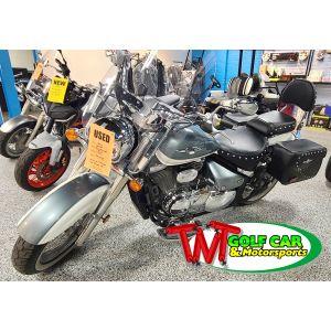 2011 Suzuki Boulevard C50T 800cc motorcycle