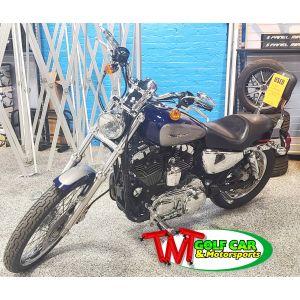 Used 2007 Harley Davidson Sportster 1200 C