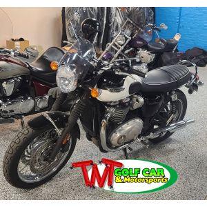 Used 2016 Triumph Bonneville T120