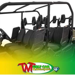 Yamaha Viking and UMAX Heated Seat Cover
