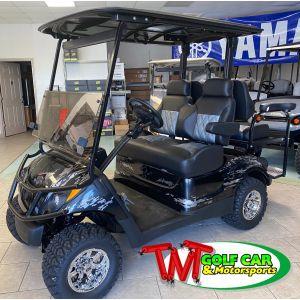 Custom 2014 Yamaha Drive Gas Golf Car