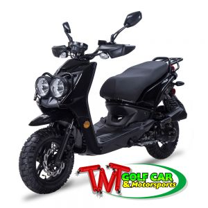 2022 Wolf Rugby II 150cc Scooter