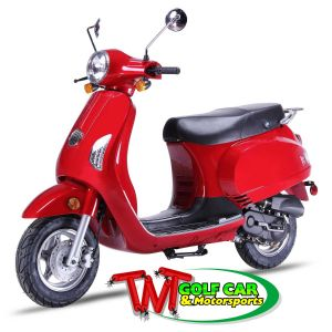 2021 Wolf Lucky 50cc Scooters