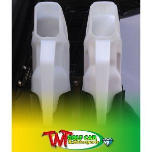 Yamaha Dual Sand Bottle Kit With Handles