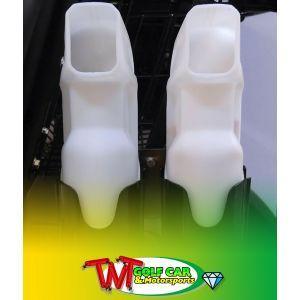 Yamaha Dual Sand Bottle Kit WITHOUT Handles