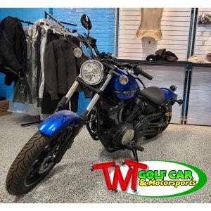 2018 Yamaha Bolt R-Spec Motorcycle