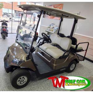 2021 4 seat Yamaha Drive 2 Fleet EFI Golf Car