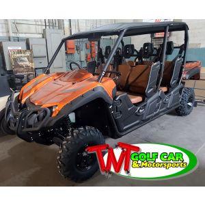2021 Yamaha Viking VI EPS Ranch Edition - Orange