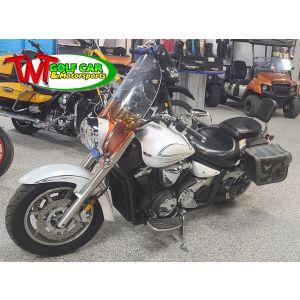 2008 VStar 1300 Motorcycle