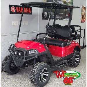 Custom Lifted 2014 Yamaha Gas Golf Car JW8-405201