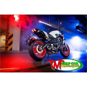 Yamaha MT-09 Motorcycle