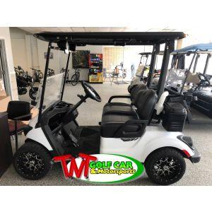 Yamaha Quietech EFI Golf Car J0D-305076