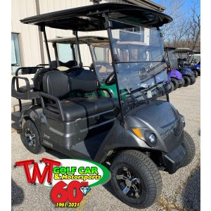 2021 Yamaha Drive2 Fleet EFI Golf Car