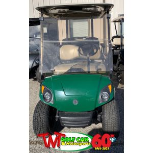 Green Gas 2013 Yamaha Drive2 Golf Car