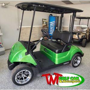 Logo-Green Custom 2021 Yamaha Drive2 EFI