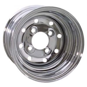 10x6 Steel-Chrome