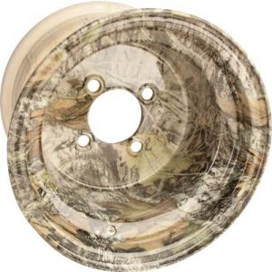 10x8 Camo Wheel Cover-3D Break-Up Mossy Oak