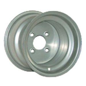 10x8 Steel-Silver