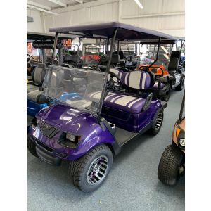 2015 Yamaha Drive Fuel Injected Custom Golf Car