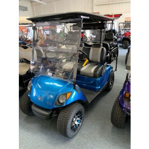 2015 Yamaha Drive Custom Fuel Injected Golf Car