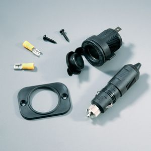 12V Accessory Plug and Receptacle Kit