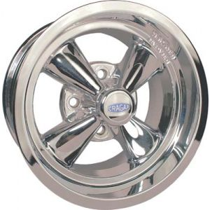12x7 Crager SS-Polished