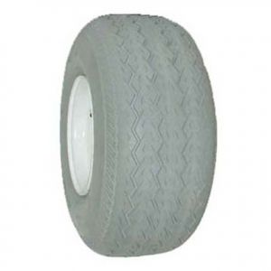 18.5x8.50-8, 4-ply, Grey nonmark DOT Turf/Trailer Tire