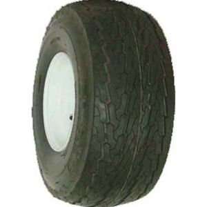 18.5x8.50-8, 4-ply, Trailer King DOT Street/Turf Tire