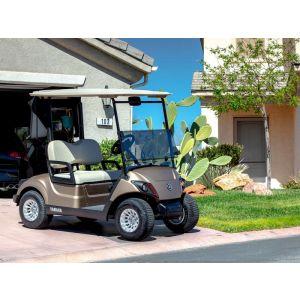 NEW 2021 Yamaha Drive 2 Powertech PTV AC 48V Electric Golf Car