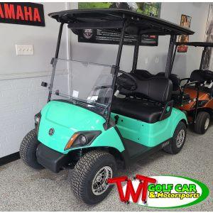 Custom Mint 2021 Yamaha Drive2 Gas Golf Car