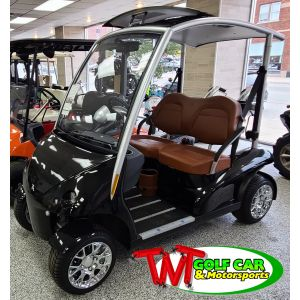 Garia Via Street Legal Luxury Golf Car