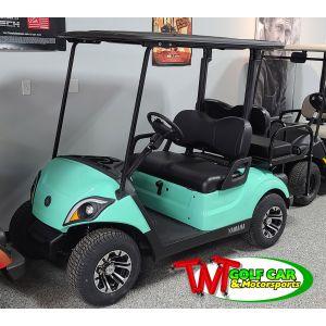 Custom Mint 2021 Yamaha Drive2 EFI Golf Car