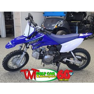Yamaha TT-R50 Trail Motorcycle