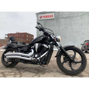 2011 Yamaha Stryker 1300
