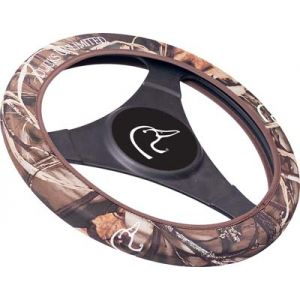 Camo Steering Wheel Cover-Ducks Unlimited Advantage Max-4